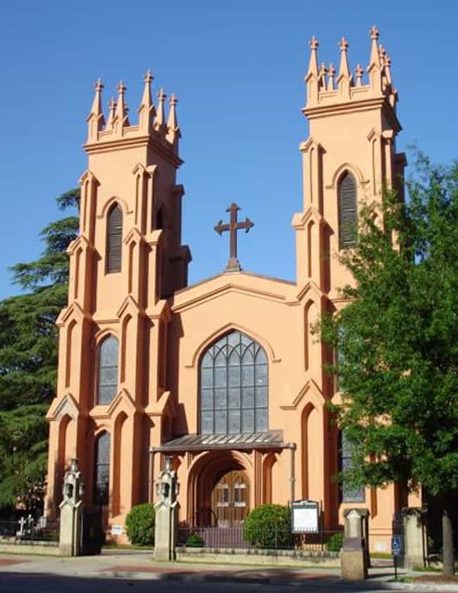 Trinity Episcopal Cathed... is listed (or ranked) 1 on the list List of Famous Columbia Buildings & Structures