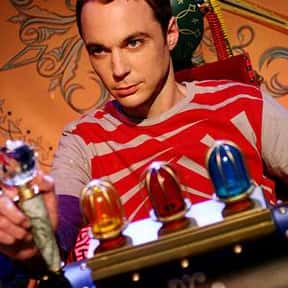 Sheldon Cooper is listed (or ranked) 7 on the list The Most Beloved Grumps in TV History
