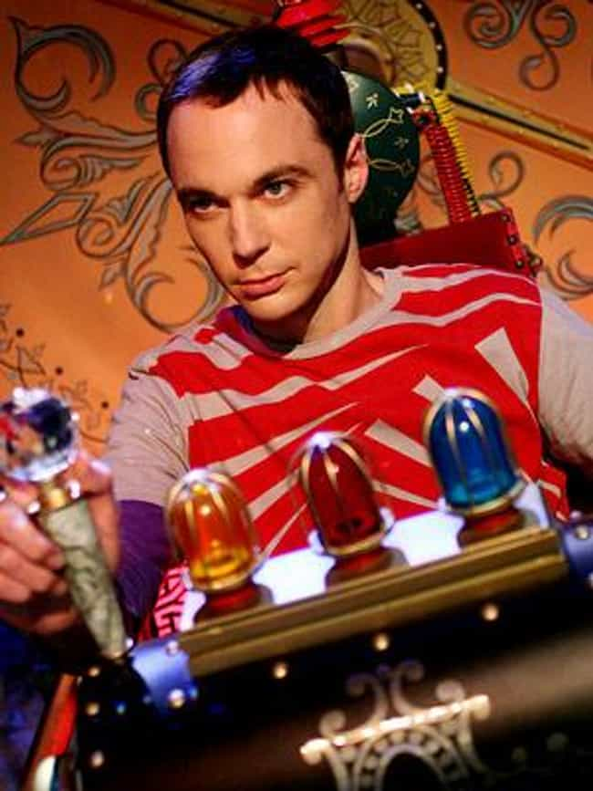 Sheldon Cooper is listed (or ranked) 4 on the list The Most Well-Acted Characters of All Time
