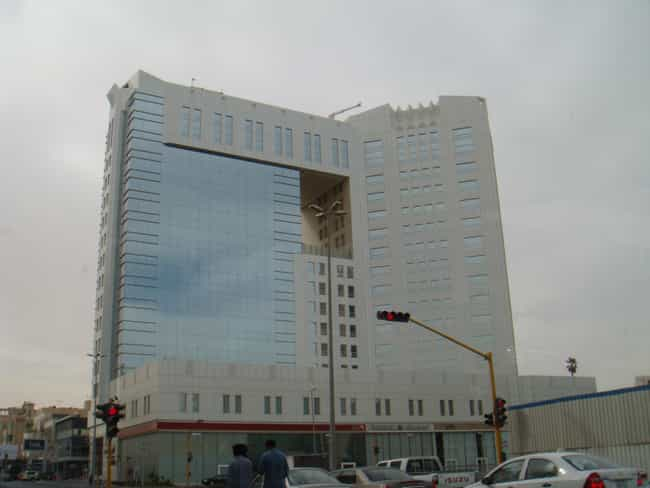 Al Subeaei Tower Complex is listed (or ranked) 4 on the list Saudi Arabia Architecture: Famous Landmarks and Buildings