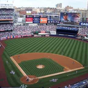 Yankee Stadium is listed (or ranked) 18 on the list The Best MLB Ballparks