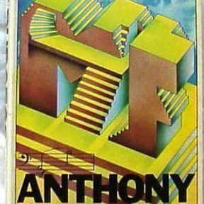 M/F is listed (or ranked) 8 on the list The Best Anthony Burgess Books