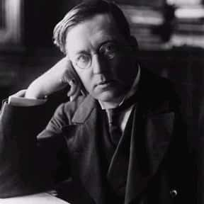 M. R. James is listed (or ranked) 23 on the list The All-Time Greatest Horror Writers