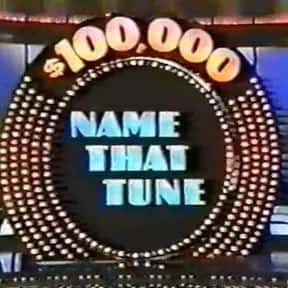 Name That Tune is listed (or ranked) 23 on the list The Greatest Game Shows of All Time