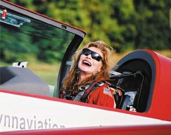 Nancy Lynn is listed (or ranked) 2 on the list List of Famous Aerobatic Pilots