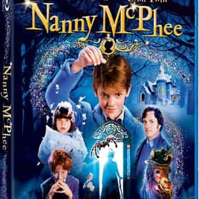 Nanny McPhee is listed (or ranked) 24 on the list The Best Movies of 2005