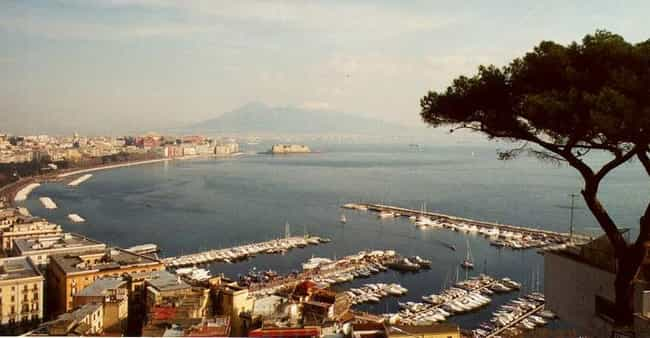 Naples is listed (or ranked) 4 on the list The Most Magical Cities in the World