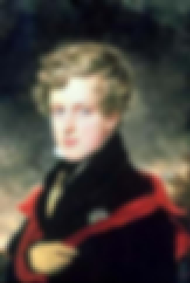 Napoleon II is listed (or ranked) 2 on the list Members of the House Of Bonaparte