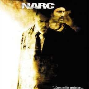 Narc is listed (or ranked) 11 on the list The Best '00s Cop Movies
