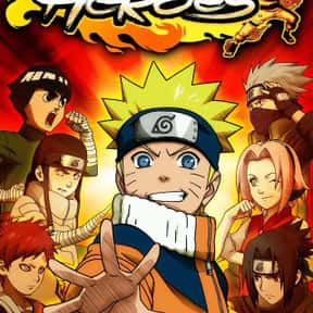 Naruto: Ultimate Ninja Heroes is listed (or ranked) 13 on the list The Best Naruto Video Games of All Time