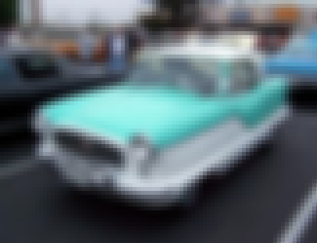 Nash Metropolitan is listed (or ranked) 1 on the list Full List of Hudson Motor Car Company Models