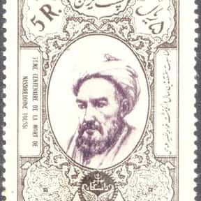 Nasir al-Din Tusi is listed (or ranked) 6 on the list Famous People From Iran