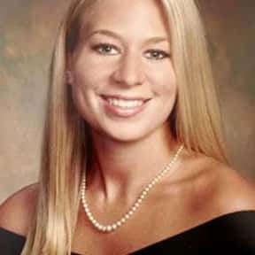 Natalee Holloway is listed (or ranked) 8 on the list Famous University Of Alabama Alumni