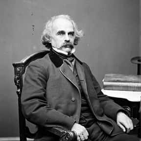 Nathaniel Hawthorne is listed (or ranked) 9 on the list Famous Bowdoin College Alumni