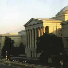 National Gallery of Art is listed (or ranked) 12 on the list The Best Museums in the United States
