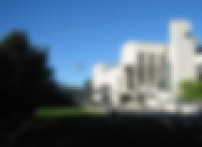 National Gallery of Australia is listed (or ranked) 3 on the list List of Famous Canberra Buildings & Structures