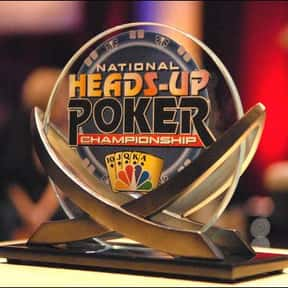 National Heads-Up Poker Champi is listed (or ranked) 16 on the list The Best Sports TV Shows