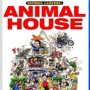 National Lampoon's Animal Hous is listed (or ranked) 1 on the list The Funniest Movies About College