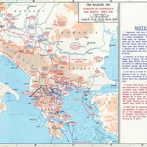 National Liberation War of Mac is listed (or ranked) 7 on the list The Battles of Adolf Hitler
