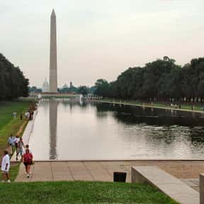 National Mall is listed (or ranked) 17 on the list The Best Tourist Attractions in America