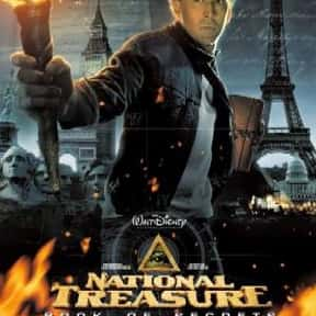 National Treasure: Book of Sec is listed (or ranked) 14 on the list The Best Movies of 2007