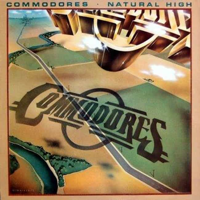 Natural High is listed (or ranked) 3 on the list The Best Commodores Albums of All Time