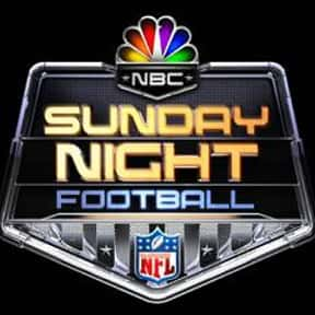 NBC Sunday Night Football is listed (or ranked) 4 on the list The Best Sports TV Shows