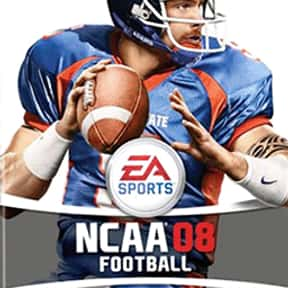 NCAA Football 08 is listed (or ranked) 5 on the list The Best Xbox 360 Football Games