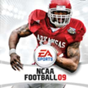 NCAA Football series is listed (or ranked) 17 on the list The Best American Football Games of All Time