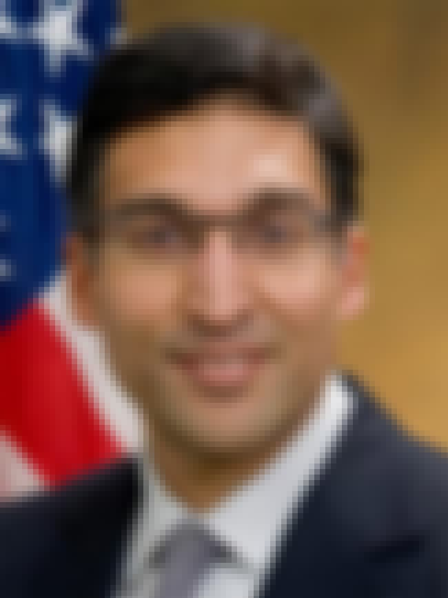 Neal Katyal is listed (or ranked) 8 on the list List of Famous Law Professors