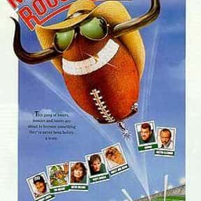 Necessary Roughness is listed (or ranked) 16 on the list The Best Football Movies Ever