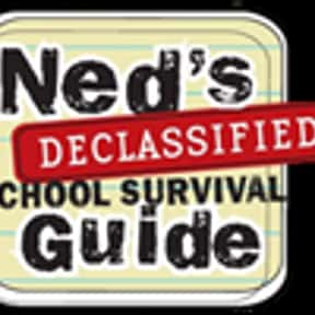Ned's Declassified School Surv is listed (or ranked) 18 on the list The Best Teen Sitcoms of All Time