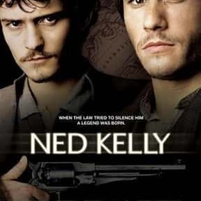 Ned Kelly is listed (or ranked) 22 on the list The Best Western Movies of the 21st Century