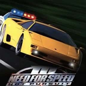Need for Speed III: Hot Pursui is listed (or ranked) 4 on the list The Best PlayStation Racing Games