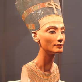 Nefertiti is listed (or ranked) 4 on the list The Most Powerful Women Of All Time