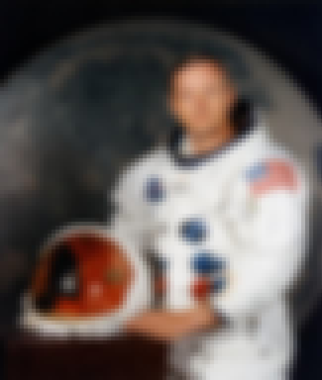 Neil Armstrong is listed (or ranked) 1 on the list List of Famous Astronauts