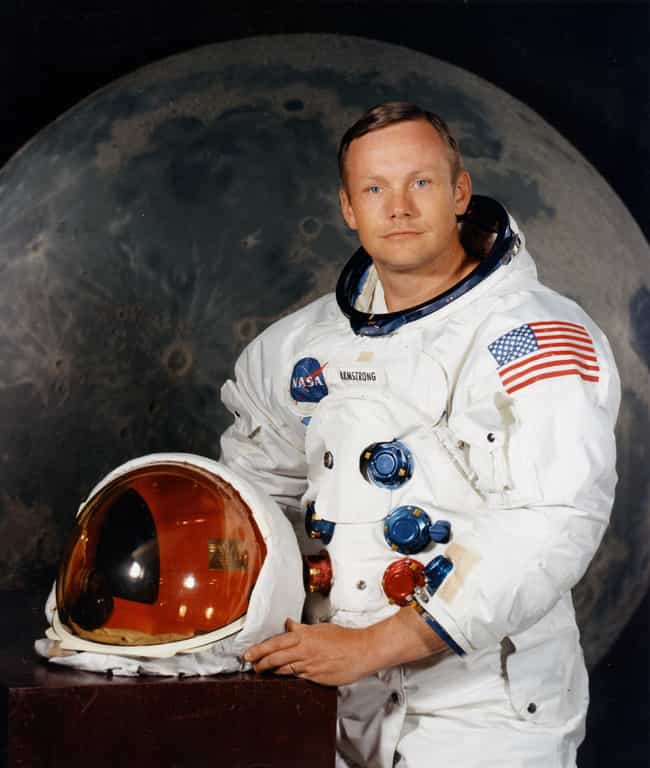 Neil Armstrong is listed (or ranked) 3 on the list Famous People You Didn't Know Were Boy Scouts