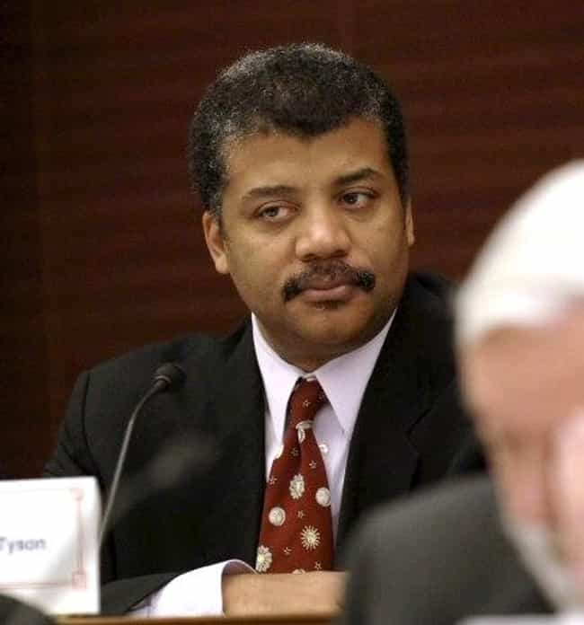 Neil deGrasse Tyson is listed (or ranked) 1 on the list Famous Male Astrophysicists