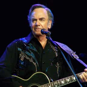 Neil Diamond is listed (or ranked) 20 on the list The Greatest Male Pop Singers of All Time