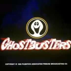 Ghostbusters is listed (or ranked) 10 on the list The Best 1980s Fantasy TV Series