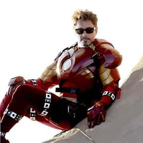 Iron Man 2 is listed (or ranked) 6 on the list The Best Iron Man Versions Of All Time