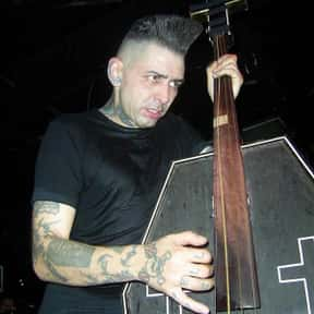 Nekromantix is listed (or ranked) 9 on the list The Best Psychobilly Bands