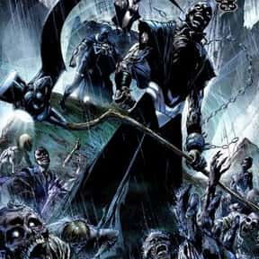 Nekron is listed (or ranked) 4 on the list The Best Green Lantern Villains Ever