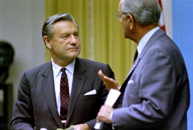 Nelson Rockefeller is listed (or ranked) 3 on the list Members of the Rockefeller Family