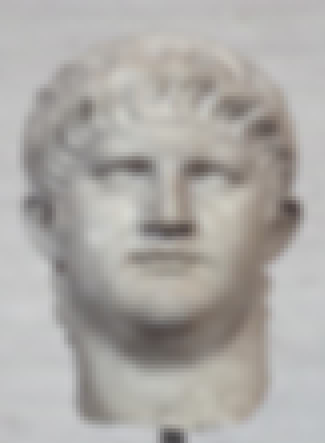 Nero is listed (or ranked) 3 on the list List of Famous Roman Emperors