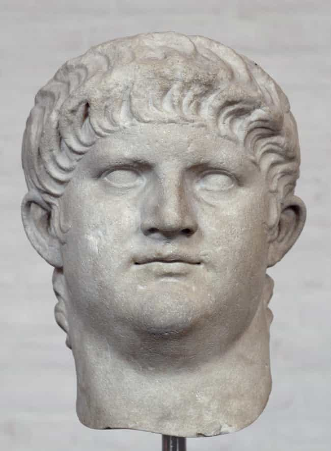 Emperor Nero Would Fornicate Wearing Animal Skins