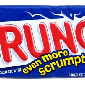 Nestlé Crunch is listed (or ranked) 19 on the list The Best Movie Theater Snacks