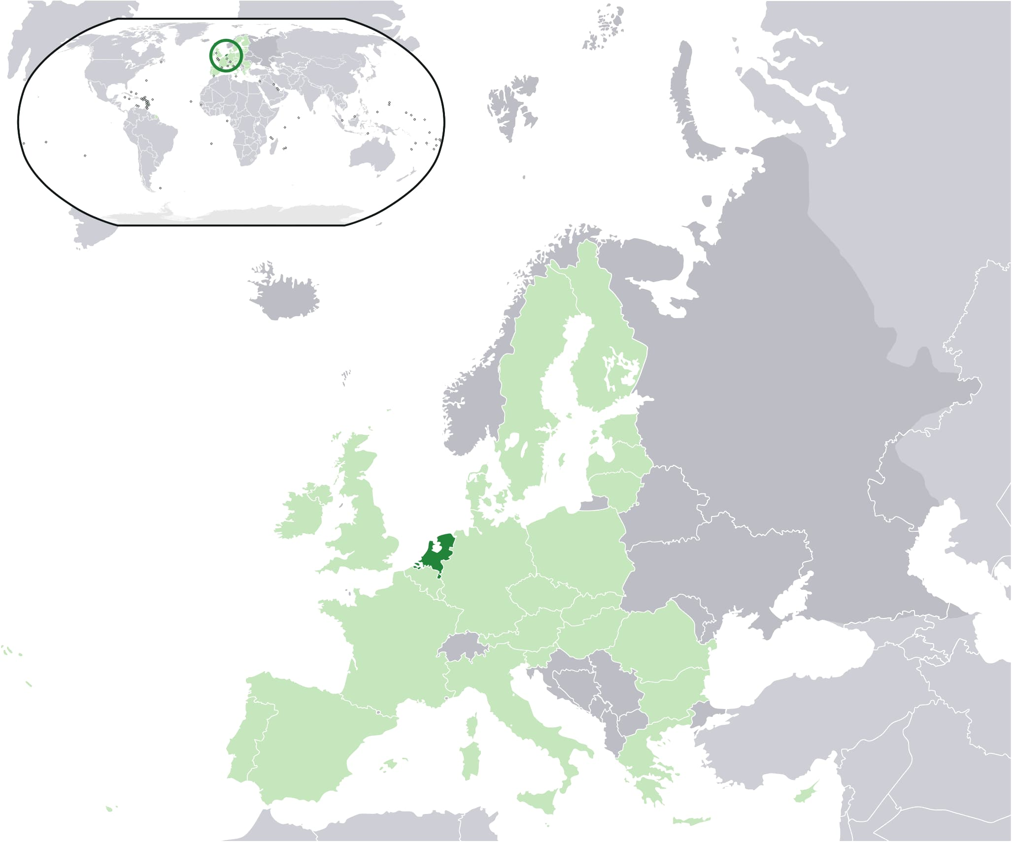 Image of Random Best European Countries to Live In