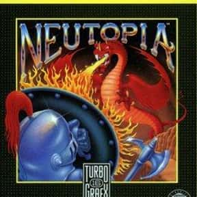 Neutopia is listed (or ranked) 4 on the list The Best TurboGrafx-16 Games