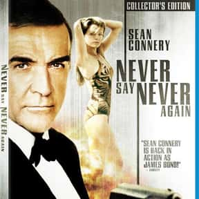 Never Say Never Again is listed (or ranked) 17 on the list The Best Max Von Sydow Movies